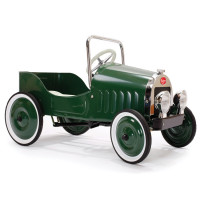 Baghera - Pedal Car Green