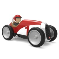 Baghera - Racing Car Red