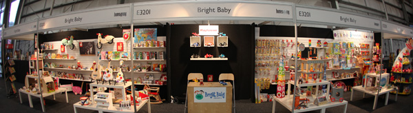 Bright Wonders - Trade Show Stand