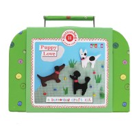 Buttonbag - Puppy Love Sewing Kit