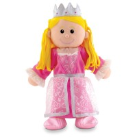 Fiesta Crafts - Princess Hand Puppet
