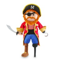Fiesta Crafts - Pirate Hand Puppet