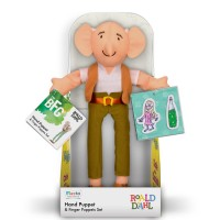 Fiesta Crafts - Roald Dahl The BFG Hand Puppet Set (x2)