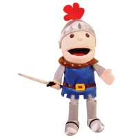 Fiesta Crafts - Knight Hand Puppet (x2)