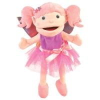 Fiesta Crafts - Fairy Hand Puppet (x2)