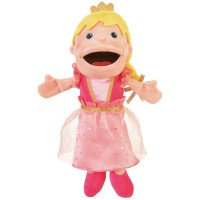 Fiesta Crafts - Princess Hand Puppet (x2)