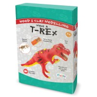 Fiesta Crafts - Make a T Rex (x2)