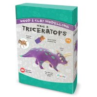 Fiesta Crafts - Make a Triceratops (x2)