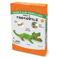 Fiesta Crafts - Make A Crocodile (x2)