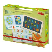 HABA - Magnetic Game 1, 2 Numbers and You