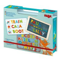 HABA - Magnetic Game ABC Expedition