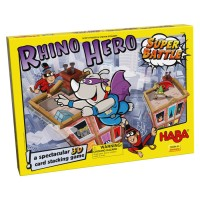 HABA - Rhino Hero Super Battle