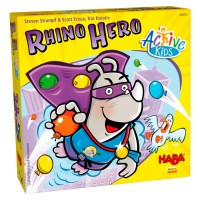HABA - Rhino Hero Active Kids