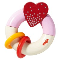 HABA - Clutching Toy Heart (x4)