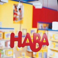 HABA - Wooden Logo Large