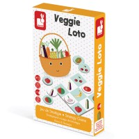 Janod - Veggie Lotto