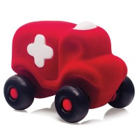 Rubbabu - Little Vehicle Ambulance (x4)