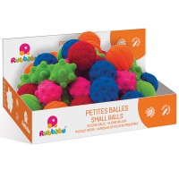 Rubbabu - Mini Balls POS (48 Pc)